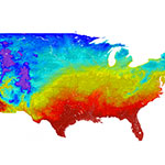 NASA Supercomputer Generates Closer Look at Future Climate Conditions in U.S.